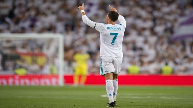 Cristiano Ronaldo impulsa al Real Madrid a remontar la victoria sobre el PSG