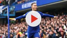 El Madrid y el Chelsea pueden llegar a un acuerdo de intercambio por Hazard