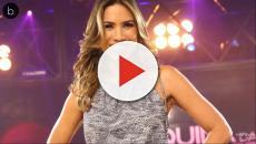 Assista: Patrícia Abravanel já tem data para voltar ao SBT