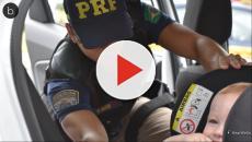 Assista: Menina de 2 anos morre ao ser esquecida por mais de 3h dentro do carro