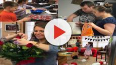 Video: La familia Duggar revela cómo van a celebrar el día de San Valentín