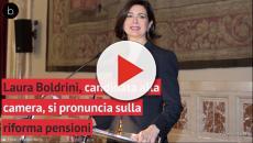La posizione della Boldrini sulla riforma pensioni