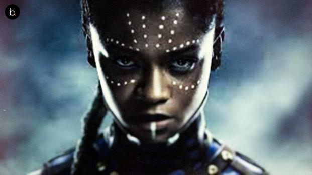 El lado femenino de Black Panther