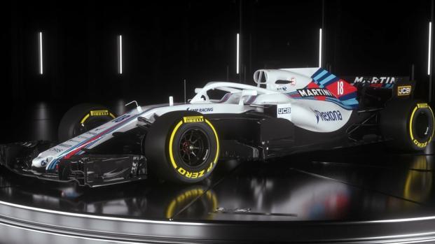 Formula 1 2018, nuova WIlliams presentata a Londra
