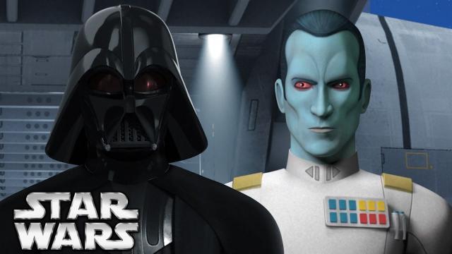 Comic Star Wars: Thrawn número 1, el resumen