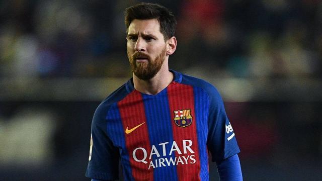Futbol: Messi se molesta con la posible contratación que el PSG prepara