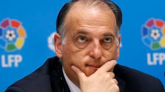 Javier Tebas: La verdad debe salir si hubo amaños en LaLiga España