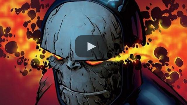Como 'Justice League' podría usar a Darkseid