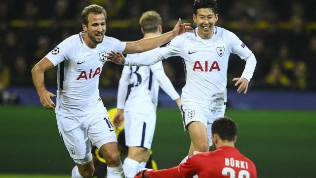 Es hora de ignorar a los escépticos y deleitarse con este equipo de Tottenham