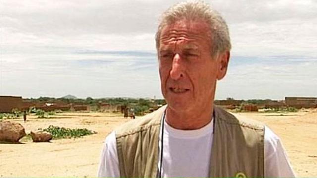 Roland Van Hauwermeiren, dice que cometió errores cuando trabajaba en Haití