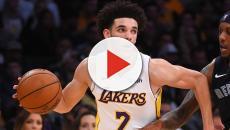 LA Lakers guard Lonzo Ball drops debut mixtape 'Born 2 Ball'