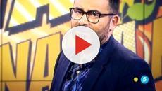 TELECINCO: Jorge Javier Vázquez sorprende con un duro ataque político