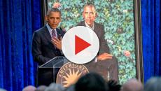 Obama portraits spark political and aesthetic debates