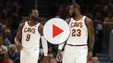 Dwyane Wade fired shot at Cleveland Cavs player