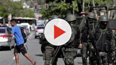 Vídeo: Temer faz discurso sobre Forças Armadas no Rio de Janeiro