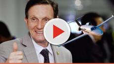 Assista: Ministério Público do Rio está investigando as viagens de Crivella