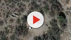 Avvistamento UFO in Arizona grazie a Google Earth