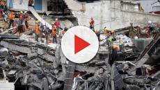 Un sismo de magnitud 7,2 afectó a la ciudad de Oaxaca