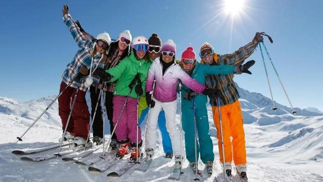 Nuevos sensores tecnológicos instalados en los esquiadores Noruegos