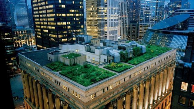 Los edificios con cero emisiones pueden hacer que la electricidad sea más barata