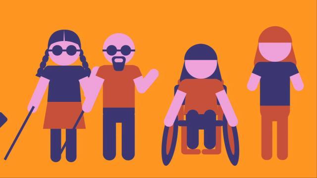 La discapacidad es una identidad, no un disfraz