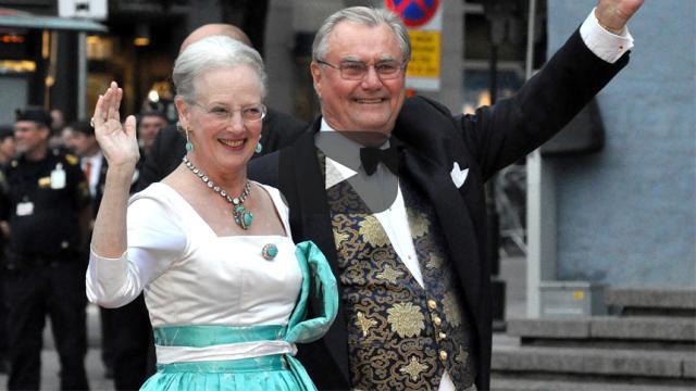 El príncipe Henrik de Dinamarca, muere a los 83 años