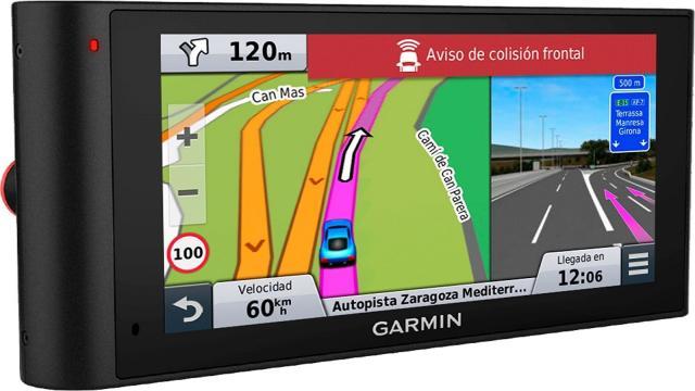 Nuevos mapas tridimensionales para mejorar la conducción