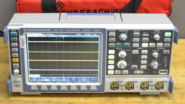Rohde & Schwarz presenta nuevas familias de osciloscopios ultramodernos