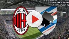 Milan-Sampdoria: probabili formazioni