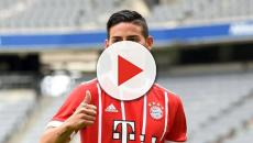 James Rodríguez determinado a forzar un traspaso al Liverpool o al Arsenal