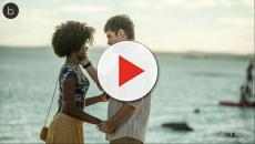 Assista: 'O Outro Lado': Bruno flagra beijo de Radu e Raquel e tem atitude