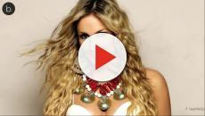Assista: Show de Claudia Leitte termina em acidente e cantora tem atitude