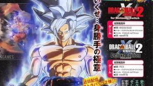Completamente nuevo de Goku filtraciones
