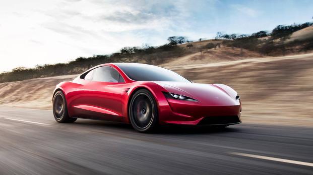Tesla Roadster podría chocar con la Tierra en el próximo millón de años