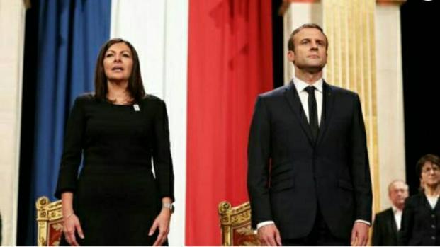 Quand Anne Hidalgo revendique son entente avec Emmanuel Macron