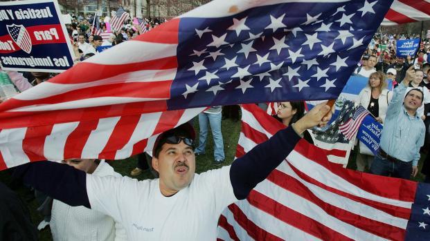 La inmigración estadounidense es menos acogedora que las 24 naciones principales