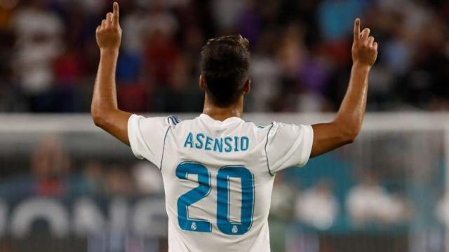 Real Madrid: Asensio impulsa el puesto en el equipo de Zidane en el PSG