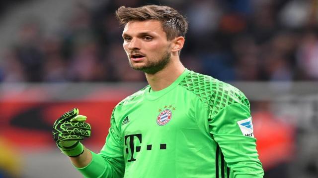 Futbol: El suplente del Bayern, Ulreich, busca un puesto para la Copa del Mundo