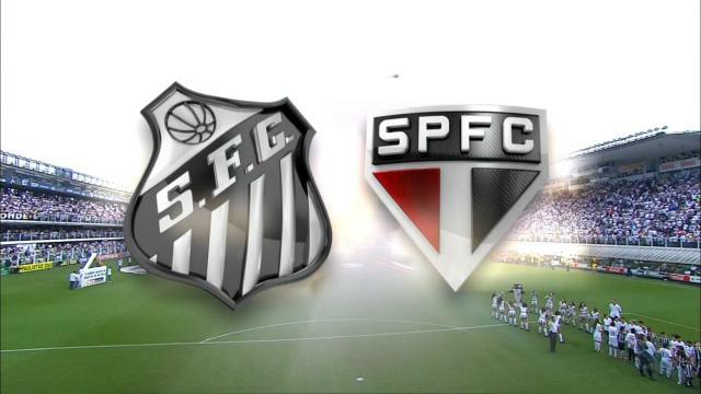Vídeo: São Paulo x Santos: transmissão ao vivo na TV e na web.