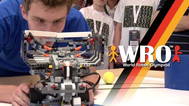 Final de Alemania de la World Robot Olympiad