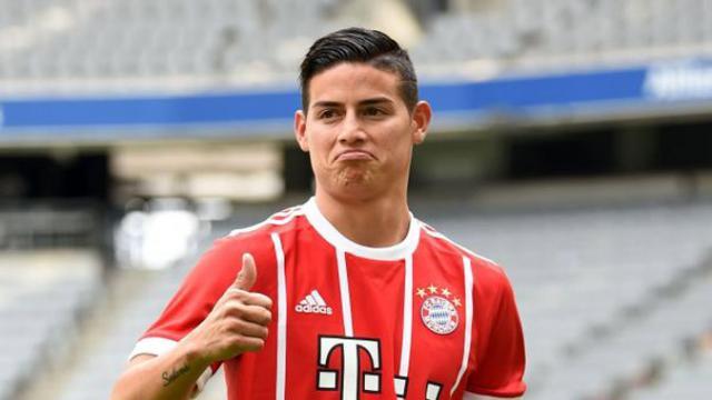 James Rodríguez determinado a forzar un traspaso al Liverpool o al Arsenal