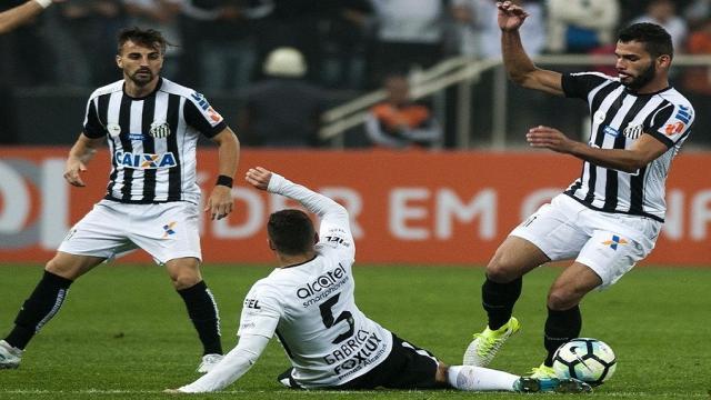Futbol: Santos deben tener un refuerzo importante contra Sao Paulo