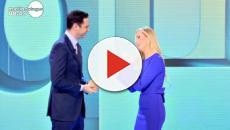 VIDEO: Federica Panicucci 'umiliata' in diretta da Vecchi