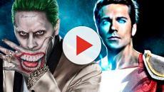 DC Comics: el Joker aparece en el rodaje de la película 'Shazam'
