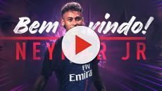 Le PSG et Neymar prêts pour le match retour de LDC !