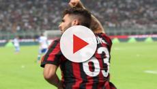 Il Milan vince contro la Samp e vola al sesto posto