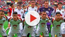 Sorpresas en la alineación del América contra Veracruz