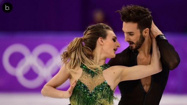 JO 2018 : Papadakis et Cizeron bien placés en danse sur glace, malgré un imprévu