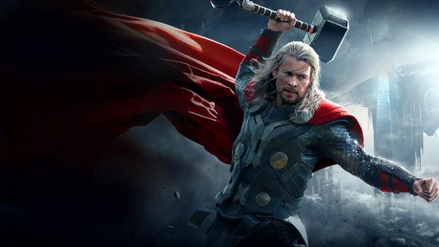 El amigo de Thor Darryl interactùa con el Grandmaster en un video de Marvel