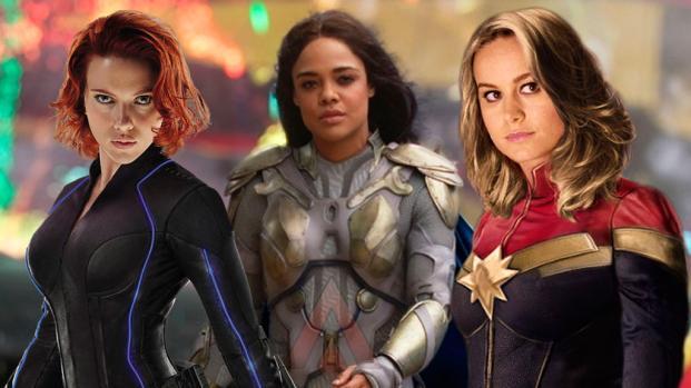 Marvel: abran paso, es el tiempo de las Superheroínas